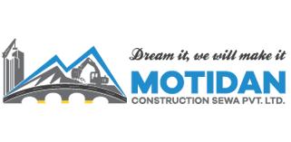 Motidan Construction Sewa Pvt Ltd